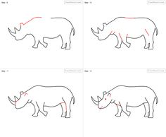 How to draw Fossil for kids step by step drawing tutorial