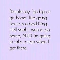 Damn right!