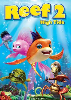 """Check out """"The Reef 2: High Tide"""" on Netflix"""