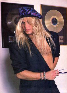 Bret Michaels 80 Bands, 80s Hair Bands, Rock Bands, Bret Michaels Poison, Bret Michaels Band, Glam Metal, Hard Rock, Poison Rock Band, 1980s Hair
