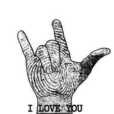 Sinal de I Love You em Libras. Eu te amo. Sinal universal. Libra No Amor, Sex And Love, My Love, Deaf Culture, Kakashi, Romance, Passion, History, Gift