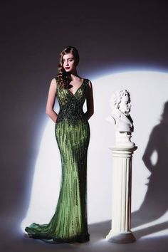 Glamorous haute couture by Danny Tabet ‹ ALL FOR FASHION DESIGN