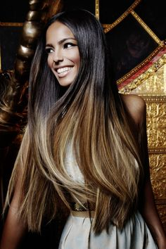 Hair beautiful ombre hair 4