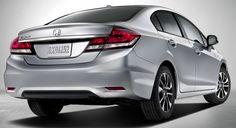 2013 Honda Civic – 2012 Los Angeles Auto Show - New Honda Civic Gets Extensive Makeover 2013 Honda Civic Sedan, 2014 Civic, Honda Civic Engine, Honda Civic Type R, Honda Cars, New Honda, Future Car, Sporty, Canada
