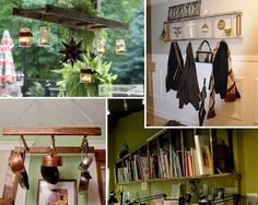 Top 38 Creative Ways to Repurpose and Reuse Vintage Ladders