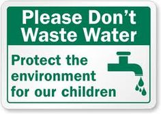 Save Water. Kids Labels, Water Signs, Water Purification, Water Conservation, Save Water, Natural Resources, Save Energy, Image Search, Recycling
