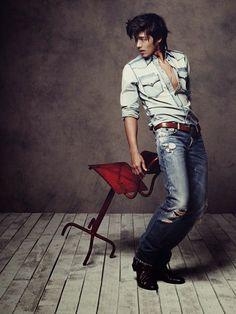 Crazy For Kdrama: Khottie of the Week: Hyun Bin