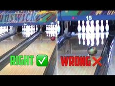 Wrist Position and Free Arm Swing Drills - Pana Bowl - YouTube