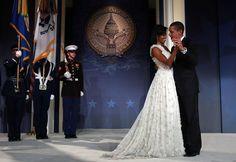 A Look Back: Michelle Obama's Favorite Fashion Designers: Jason Wu, 2009