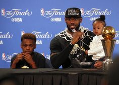 5 teams we want to see LeBron James and Bronny play for - King James Gospel