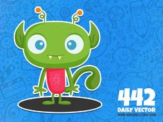 442 - Alien (To see them all click on the image)