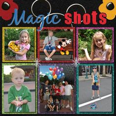 """For those special """"Magic Shots"""" from the PhotoPass Photographers"""