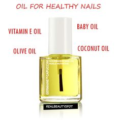 Salt for nails – Use salt to scrub your nails for softer cuticles. Read More >> Oil for healthy nails – It [...]