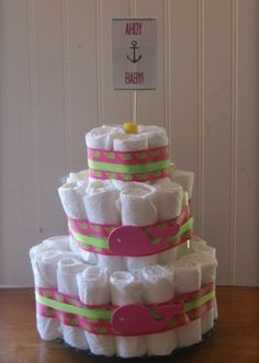 Blog post at Frugal Fanatic : Follow our diaper cake tutorial if you are hosting or attending a baby shower. This is a great DIY gift for the new mom-to-be. Not only can [..]