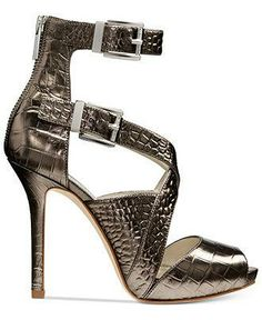 Stand out when you step out... the night is young! Tamara Sandals by Michael Michael Kors.