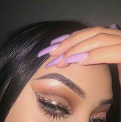 Eye Makeup Tips.Smokey Eye Makeup Tips - For a Catchy and Impressive Look Makeup Eye Looks, Simple Eye Makeup, Eye Makeup Tips, Cute Makeup, Makeup Goals, Gorgeous Makeup, Glam Makeup, Pretty Makeup, Skin Makeup