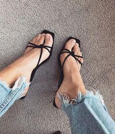 Mango Heeled Sandals PINNED FOOTWEAR | Design Finder