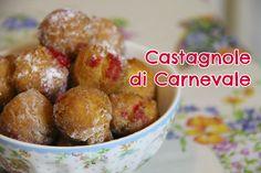 Castagnole di Carnevale   Ricetta