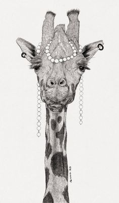 Animal Series-Floating zoo(Complete) by herry ye, via Behance