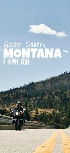 Travel Guide to Glacier Country, Montana. Your window to Western Montana and Glacier National Park   glaciermt.com