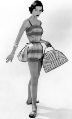 1710 Best Beach Fashion Vintage Strandmode Images In