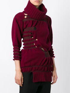 Helen Lawrence Asymmetrischer Pullover