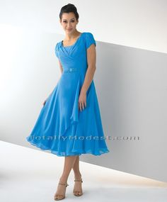 Ansley MODEST FORMALS/MAIDS Totally Modest WEDDING dresses, PROM & Bridesmaid dresses w/ sleeves