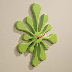 LumiSource Splat Clock, Green by LumiSource, http://www.amazon.com/dp/B0017X3HE0/ref=cm_sw_r_pi_dp_t7wZpb0YP6QPA