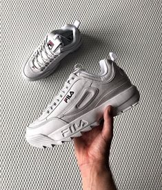 FILA Disruptor II White Trainers | Urban Outfitters | Men's | Shoes | Trainers via @jack.designs #uoeurope #urbanoutfitterseu #urbanoutfitters #uomens