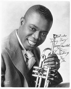 ~The Great Louis Armstrong~ I hear babies cry,  I watch them grow,  They'll learn much more,  Than I'll ever know.  And I think to myself,  What a wonderful world.   Yes, I think to myself,  What a wonderful world.   Oh yeah.