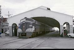 RailPictures.Net Photo: CO 4028 Chesapeake & Ohio (C&O) EMD E8(A) at Newport News, Virginia by Marty Bernard