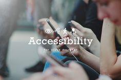 やさしく解説、UI/UXデザイナーのためのアクセシビリティの基本 | デザインメモ 2.0 Ui Ux Design, Image