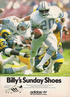 Bill's Sunday Shoes