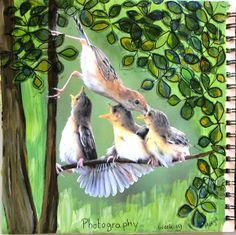 Marja's Creativity (paintings, art journals etc) Journal52 - week 19 / Photography