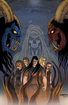''Metalocalypse'', 2006 TV series