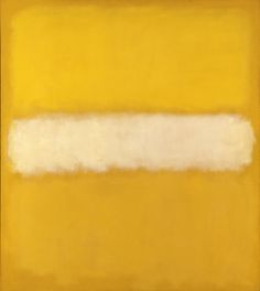 Mark Rothko, No. 10, 1957, Oil on canvasThe Menil Collection, Houston. © 1998 by Kate Rothko Prizel and Christopher Rothko