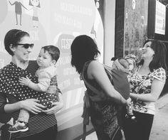 #mammefelici #bellezzeaspasso #mammeamiche #ilmondodizoe #babywearing #genitoricanguro #tabitaisland