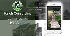 Check out our redesign of Pyle Bros Building Stone Contractors website. The redesign highlights the beauty and craftsmanship of the customer's work and fixes some past issues with the site's original design and content.