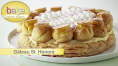 Basics of Gâteau St. Honoré | Bake with Anna Olson