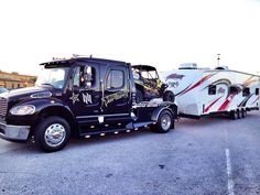 Toy Hauler Trailers, Rv Living, Motorhome, Campers, Recreational Vehicles, Badass, Boat, Trucks, Projects