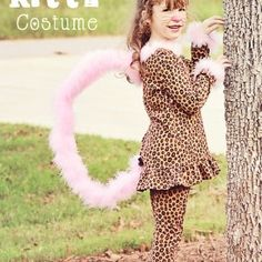 MEOW! Easy DIY Kitty Cat Costume