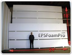 Blocks EPS Foam: Expanded polystyrene products sheets insulation expanded polystyrene AKA styrofoam