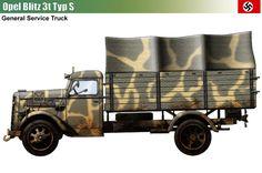 Opel Blitz 3-ton TypS