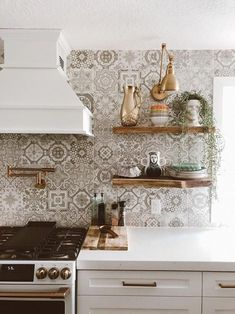 12 Beautiful Bohemian Style Kitchen Decoration Ideas ~ My Dream Home Kitchen Design Small, Spanish Style Kitchen, Small Kitchen, Kitchen Remodel, Kitchen Decor, New Kitchen, Home Kitchens, Kitchen Design, Spanish Kitchen