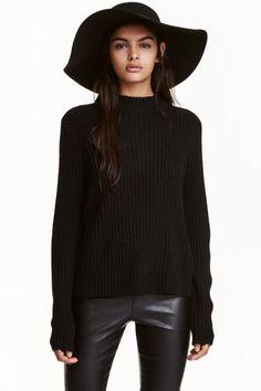リブニットセーター | H&M