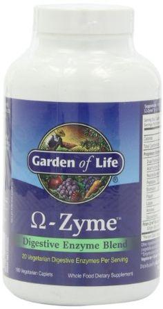 Garden of Life OmegaZyme, 180 Caplets Garden of Life http://www.amazon.com/dp/B000GWKA2A/ref=cm_sw_r_pi_dp_TucQvb1YAYVQF