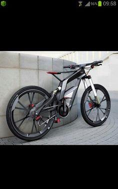 Audi bicycle! ★