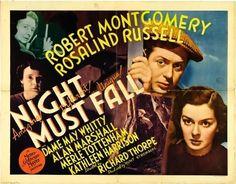 Night Must Fall (1937) Top-notch movie!