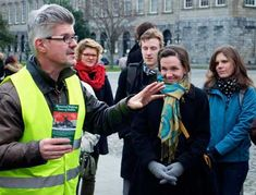 Historical Walking Tours of Dublin - Step back in time and discover Dublin's history