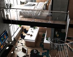 """Check out new work on my @Behance portfolio: """"Apartment"""" http://be.net/gallery/59205103/Apartment"""